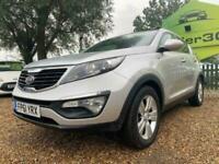 2011 Kia Sportage 2.0 CRDI KX-2 5d 134 BHP Estate Diesel Automatic
