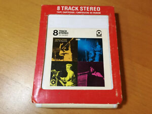 PSYCH!! Vanilla Fudge 8 Track Tape NEAR THE BEGINNING