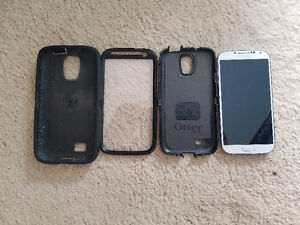 Mint Condition Samsung Galaxy S4 With Otter Box!