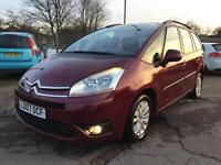 2007 Citroen Grand C4 Picasso 2.0HDi VTR+ 7 SEATER Long Mot Service History