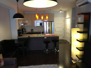 Fully Furnished Condo for Rent/Condo Meubler à Louer @Atwater