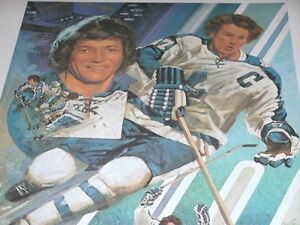 Prudential Sports Posters- Hockey