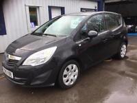 10 Vauxhall/Opel Meriva 1.4 Exclusiv ( NEW MODEL)