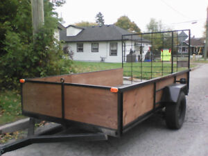 Ulility trailer for sale