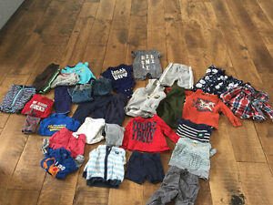 Baby boy 3-6m clothing lot