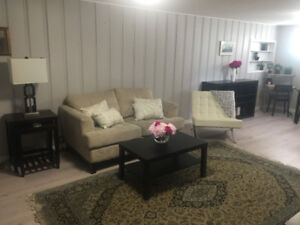 basement suite in spruce grove