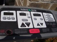 Pacemaster Pro Plus Treadmill for parts