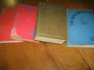 ...A Collection of Four Interesting Old Novels..[Early 1900's]..