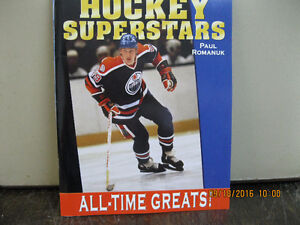 HOCKEY     SUPERSTARS        ALL-TIME  GREATS    YEAR    2005