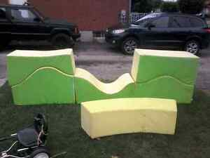 Imported from Italy play furniture Cambridge Kitchener Area image 1