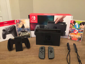 Trading My Nintendo Switch Bundle for Retro Games
