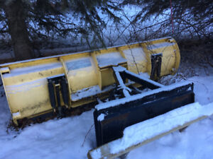 Plow - Snow Wolf Ultra Series 96 Hydraulic/Angle