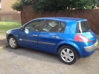 Renault Megan 2004