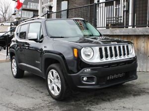 2017 Jeep Renegade LTd / 2.4L I4 / Auto / 4x4 **Unique Styling**