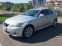 2007 LEXUS IS 220D SE SALOON DIESEL
