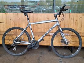 Ridgeback Tempest mountain bike with disc brakes