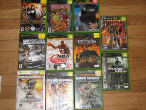 Random selection of xbox games best offer