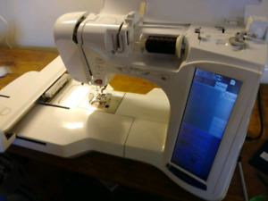 Brothet Pacesetter embroidery and sewing machine