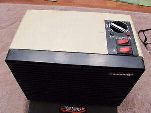 """ThermaFlo"" pulse action heater w / ""Heat Sweep""1500W"