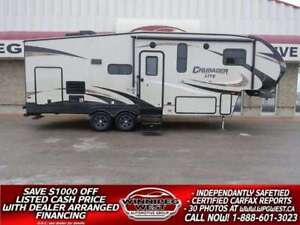 2017 Prime Time CRUSADER LITE 26RE COUPLES RETREAT WITH BIG SLID