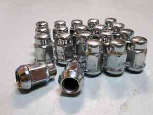 Lug nuts for honda or  steel rims  (20pc)