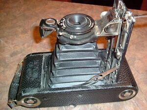 100 year old Seneca Box Camera
