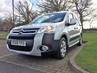 2010 CITROEN BERLINGO M-SP XTR HDI SMALL CAMPERVAN