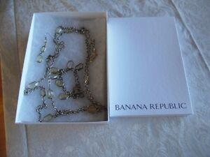 Beautiful Banana Republic Jewellery Set