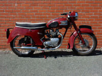 TRIUMPH SPEED TWIN 5TA 500cc 1961 MATCHING FRAME & ENGINE NUMBERS