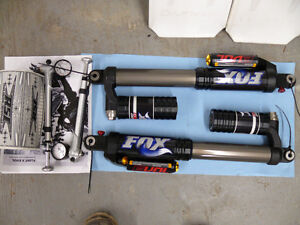 Very Nice set of Fox Float X Evol Shocks for Ski-doo XS, XP