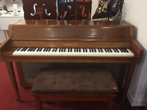 Pre-owned Yamaha Spinet Piano