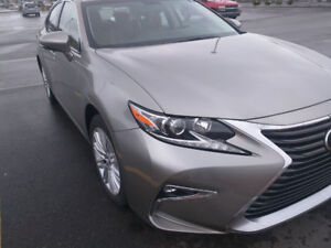2016 Lexus ES 350,  price reduced $29,200now