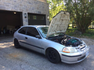 1998 TURBO CIVIC MUST SEE