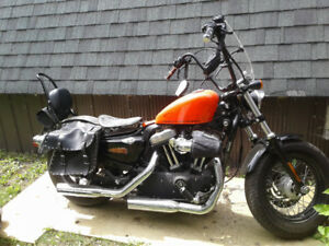 JUST REDUCED!!!!! Mint Condition harley 48 1200