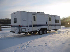 27foot Terry travel trailer