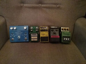 5 pedals for sale