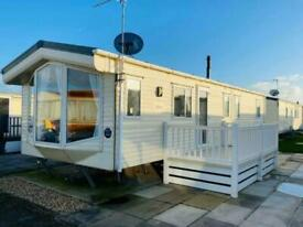 CALL - 07717363182 / FREE 2021 SITE FEES! SITED CARAVAN FOR SALE (NORTH WALES)