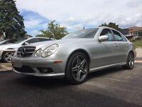 2004 Rare Mercedes e55 AMG not e63 c63 or cls63