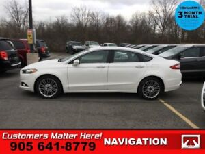 2015 Ford Fusion SE  NAVIGATION CAMERA HEATED SEATS BLUETOOTH