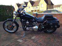 Harley Davidson FXSTDI Softail Deuce