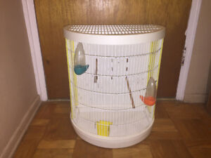 BIRD CAGE Large sized in great condition very solid made