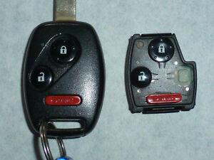 Honda Pilot Key FOB Transmitter, 3 Button Sarnia Sarnia Area image 3