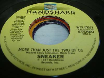 Rock 45 SNEAKER  More Than Just the Two Of Us on (Sneaker More Than Just The Two Of Us)