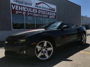 Chevrolet Camaro 2dr Conv 2SS+CUIR+CONVERTIBLE+MAGS+SS+WOW! 2012