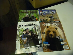 Firearms & Hunting Magazines - Delivery