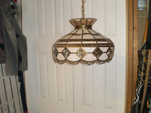 Custom Stained glass Light, with multi function option.