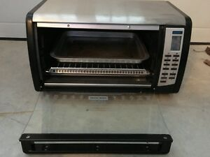 For Sale: Black & Decker Toaster Oven