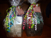 GIFT BASKETS FOR SALE!