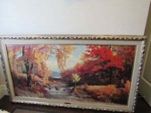 Painting/Framed Wall Art - Fall Rhapsody