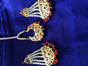 Woman's clothes, Punjabi jutti , jewellry, dresses ,stitched and